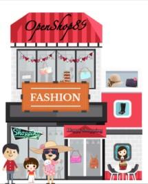 Open shop 89