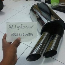 Aditya Racing Exhaust