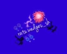 RATU WEDGES SEPATU HEELS