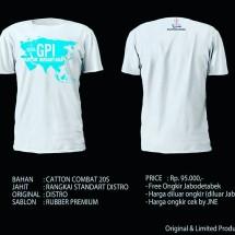 T-Shirt Gpi Taman Mini
