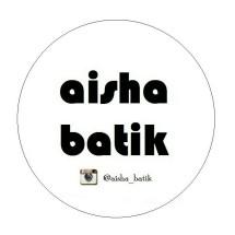 aisha batik