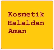 Kosmetik Halal dan Aman