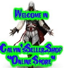 """Calvin's_Seller """"Online"""""""