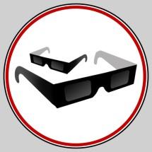 Kacamata-Gerhana