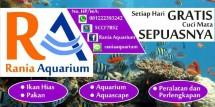 toko RANIA Aquarium