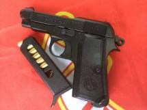 airsoftgun blak gun