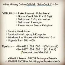 Minang Online Cellular
