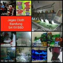 Jeges Cloth Bandung