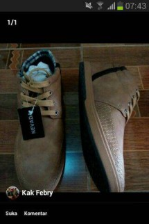 shoes barokah