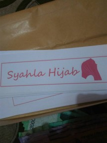 syahla hijab
