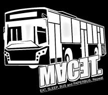 Macet Paper Bus
