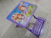 Meja Belajar Anak Cantik
