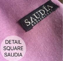 Square Jilbab