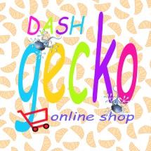 DASH gecko