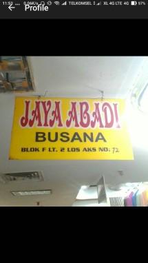 Jaya Abadi Busana