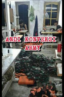andi konveksi army