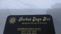 Berkat Jaya Acc