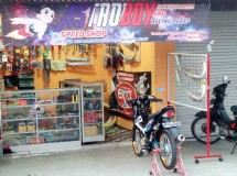 AstroBoy speed shop