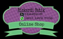 Rickardi Batik