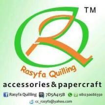 rasyfa quilling