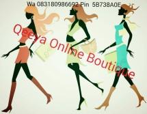 Qeeya Online Boutique