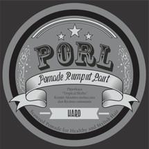 """PORL""Pomade Rumput Laut"