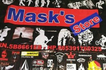 Mask's store
