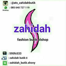 zahidah butik ats