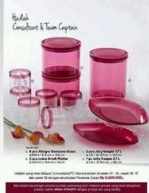 Kirana tupperware