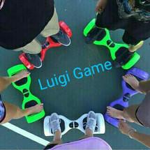luigi game smart wheell