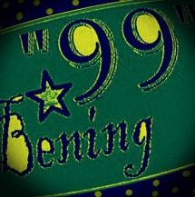 """Bening""""99"""""""