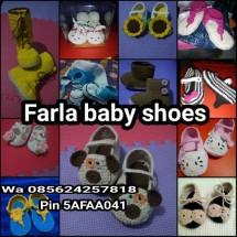 farla baby shoes