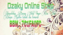 Dzaky Online-Shop