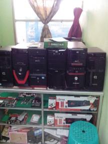 AZKILLA BAROKAH Computer