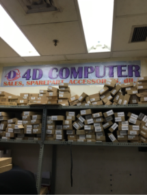 4d komputer