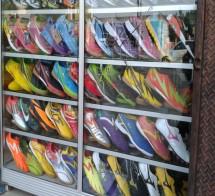 lapangan sepatu