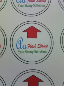AA Stamp Flash