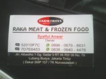 raka meat & frozen food