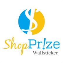 Shopprize Wallsticker