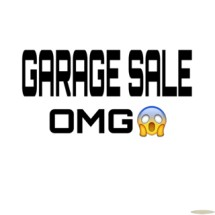 Garage Sale Omg