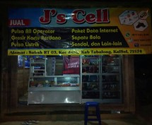 Js Cell Tabalong
