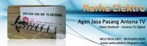 Rarha Elektro Antena TV