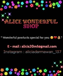 Alice Wonderful Shop