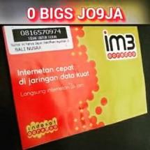 BIG'S JO9JA card