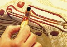 Nyanting Batik Tulis