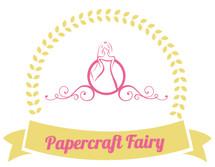 Papercraft Fairy