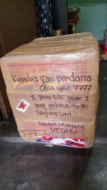 Van Perdana Medan