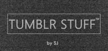 tumblr stuff by sj