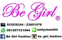 BE GIRL FASHION