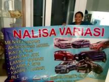 Nalisa Variasi